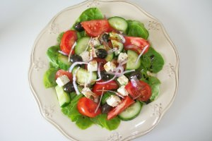 DINNER-PAL Greek Salad