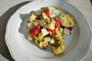 DINNER-PAL Tortellini & Roasted Tomato Salad
