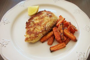 DINNER-PAL Breaded Cod With Carrot Fries