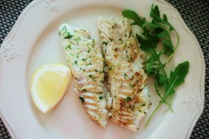DINNER-PAL Fish With Lemon And Parsley