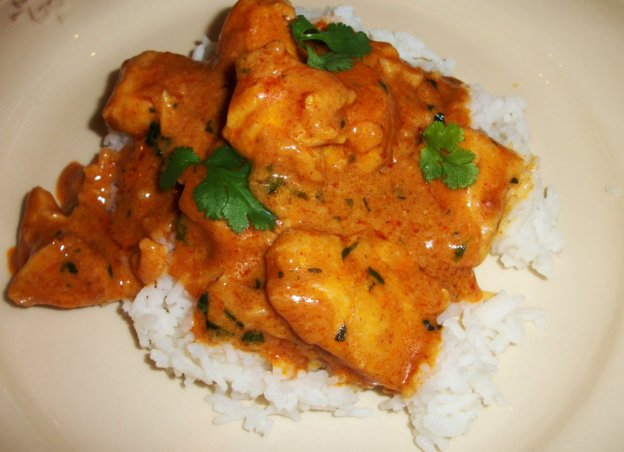 DINNER-PAL Chicken With Sweet Peanut Curry